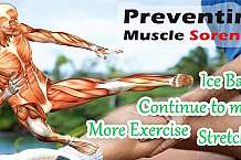 How to prevent the delayed onset of muscle soreness DOMS