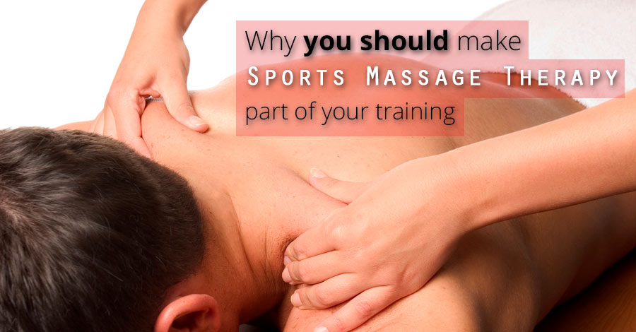 Preventing marathon injuries with the help of Sports Massage